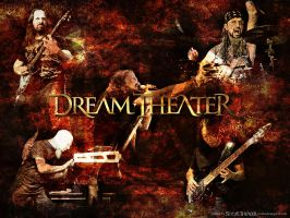 Dream Theater wallpaper by Steve1969