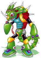 Sting Chameleon TF by supersmashmelee
