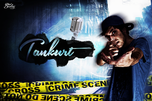 tankurt wallpaper work by BerkayGraphic