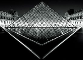 Louvre by patrack