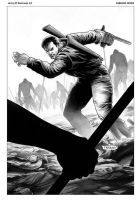 Army of Darkness cover 12 by FabianoNeves