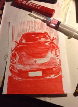 Porshe911 by supercli