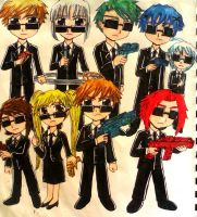 MIB Solar System Agents by e31