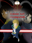 Does Not Compute - Cover by bunny-boi-lover