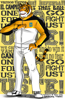 Go USTe!!! by hentist