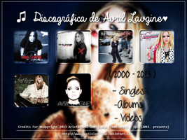 +Discografica Avril Lavigne (Descarga 2002 -2013) by JustInLoveTrue