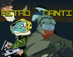 Canti And Retro by DonZatch
