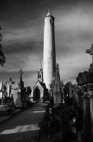 Glasnevin Cemetery, Winter 11 by CleaLlyfr