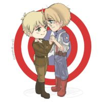 APH I'll Need a Rain Check by Owyn-Sama
