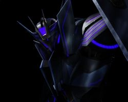 TFP Soundwave Wallpaper by Lordstrscream94