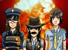 The Good, The Bad and The Chief by BenPlus