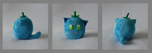 Blueberry Catfruit Plush by Catfruits
