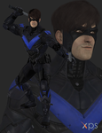 BAK Nightwing by thePWA