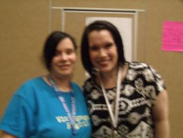 Monica Rial and I by albertxlailaxx