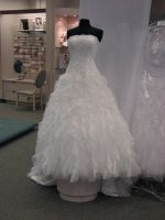 Wedding Gown Stock Series 10 by MissyStock