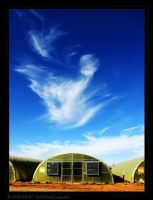 Protected and Sky - 2 by tamauz