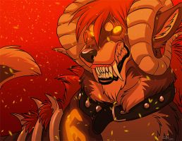 You Will Burn in Hell They Say by Ifus