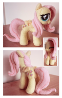 Plush #2: Fluttershy by lazyperson202