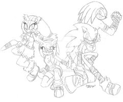 Sonic Boomish by JBtwoseven