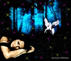 IN THE WOODS by KerensaW
