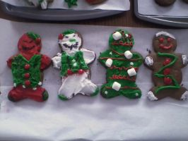 my christmas cookies: 3 by Reckless-Aysla