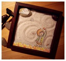 The Little Zen Garden: Mae by Momo-heika