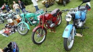 Classic Motorcycles by Arek-OGF
