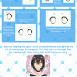 Tutorial: Eyes by YukikaChan
