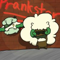 Offensive Whimsicott by Bryan17770