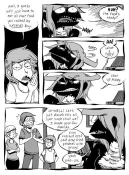 Step-Monster IV: Page 3 by ToxicToothpick