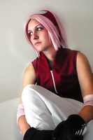 Haruno Sakura - Still heart by dewymorning