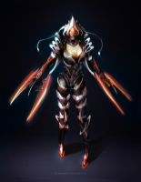 Bella by gnldnld