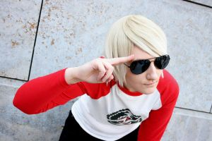Homestuck: Dave Strider by MorbusParkinson