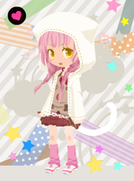 Dream Selfy Free Adopts: Introverted Girl (closed) by SeitoAnna