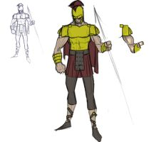 Energize Unleashed: Roman Commander by Nepath