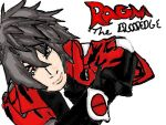Ragna The Bloodedge by TheArtistofLight