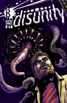 disunity Issue 2 Alternate Cover by BlotchComics