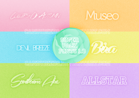 Fonts 1.0 by CandyBiebs