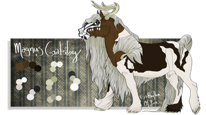 .:Reference Sheet - Magnus Gatsby:. -2013- by xRhythmOfLove