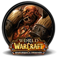World of Warcraft: Warlords of Draenor Icon by Komic-Graphics