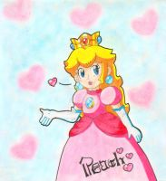 .:Peachy:. by CloTheMarioLover