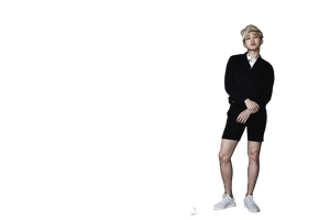Bts Rapmonster Png By Abagil by abagil