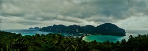 Koh Phi Phi Don Island by JBord