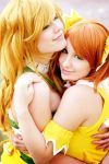 The Idolm@ster: Miki and Yayoi by neni-chan