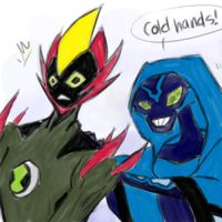 cold hands by Underbase