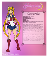Sailor Moon Profile by Femmes-Fatales