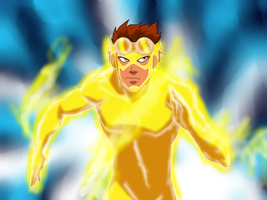 The Return of Wally West by Bobkitty23