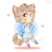 art trade | Cutelittlechibi-chii | by Suwaboo