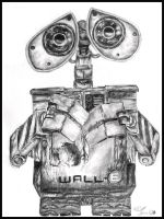 Wall-E by Kelsey-Rae