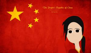 The People's republic of China by lollimewirepirate